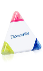HP02 - #HP02 Triangle Plastic Cheap Highlighters