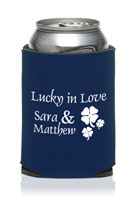 Collapsible Wedding Can Cooler #KZW84