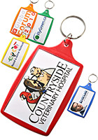 personalized picture keychain