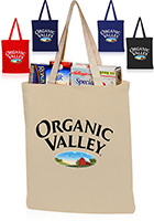 TOT3764 - TOT3764 Colored Wholesale Cotton Tote Bags
