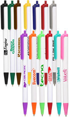 Custom Click Action Company Pens
