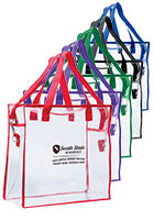 #IL1262 Custom Clear Stadium Bags