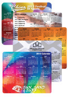 Custom Design Calendar Mouse Pads