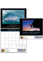 #X11287 Custom Printed Motivations Triumph� Calendars