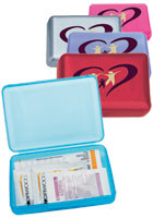 #X10934 Custom Promotional Deluxe First Aid Kits