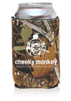 Camo Neoprene Can Coolers