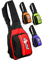 Personalized 10W x 13H Gamma Sling Backpacks