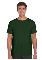 Personalized Gildan 4.5 oz SoftStyle Adult Tee