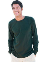 G5400 - Gildan 5.3oz Heavyweight Cotton Long Sleeve T-Shirt