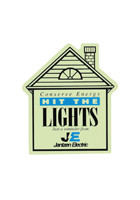Glow in the Dark House Magnets