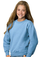 Promotional Hanes 7.8 oz ComfortBlend Youth Crewneck Sweatshirt