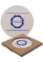 #IL1633 Promotional Round Absorbent Stone Coasters