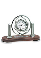 Bulk Imprinted Capricorn Gimbal Large Clocks