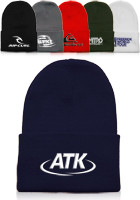 CAP52 - #CAP52 Knit Customized Beanies with Cuffs