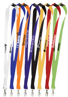 Lanyards with Lobster Clips