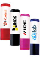 Personalized Lip Balm In Color Tubes