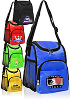 Custom 7W x 10H Multipurpose Insulated Lunch Bags