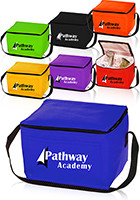 Custom 9W x 6H Non-Woven Lunch Bags