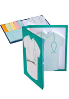 #PL1735 Personalized Medical Scrub Sticky Books�