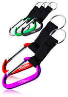 KEY65 - Personalized Logo Carabiner & Strap Keychains at Wholesale Prices