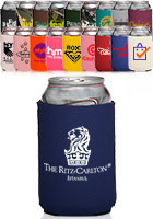 KZNP001 - Neoprene Collapsible Can Coolers