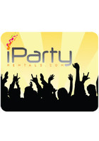 Custom Party Design Mouse Pads