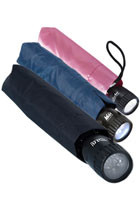 #INMFL12 Personalized Rain or Shine Umbrella Flashlights