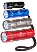 #INL115 Personalized Torch Flashlights