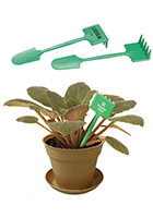 Customized Plant Rakes and Spades