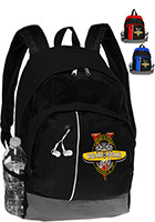 Personalized 13W x 16H School Backpacks