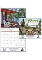 #X11281 Promotional View From The Porch Triumph� Calendars