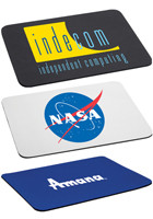 Promotional Rectangular Foam Mouse Pads