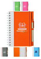 Recyclable Bright ECO Notebooks | not05