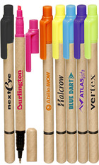 Recyclable Highlighters Pens
