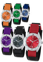 Unisex Canvas Sport Watches | SDSX201
