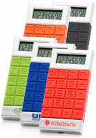 Promotional Silicone Key Calculators