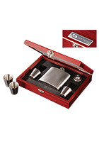 Customized Stainless Steel Flask Box Set