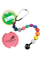 Personalized Stethoscope ID Tag