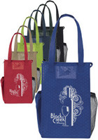 Custom 5 W x 8 H Super Snack Insulated Totes
