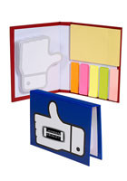 #PL1734 Promotional Thumbs-Up Sticky Books�