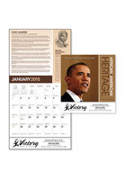 #X11641 Promotional African-American Heritage Calendars