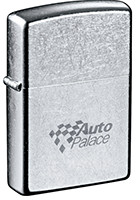 Promotional Zippo Street Chrome Windproof Lighters
