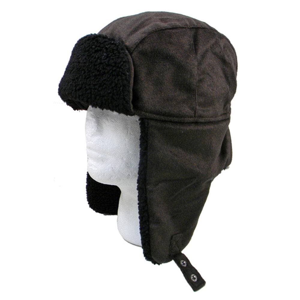 Custom Winter Wool Hats with Earflaps  72d876427d4