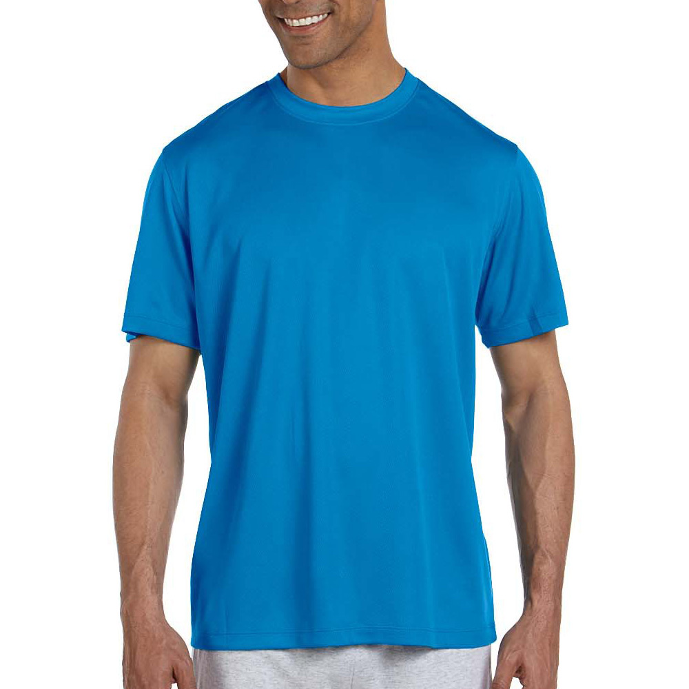 2c69abce8ef35 Printed New Balance Mens Ndurance Athletic T-Shirts | N7118 - DiscountMugs