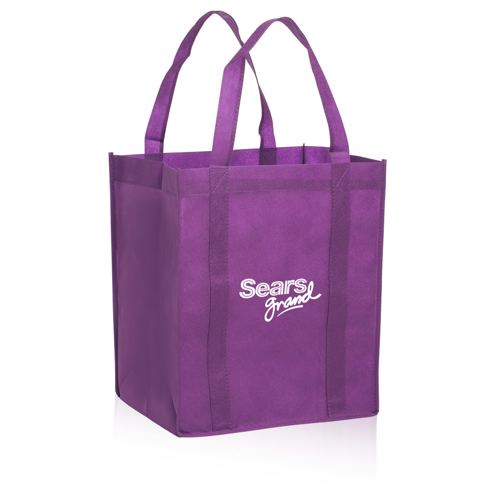 Promotional Colored Grocery Totes | 90089